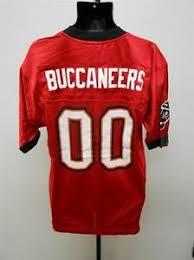 Reebok Throwback Jersey Size Chart New Tampa Bay Buccaneers Fan 00 Mens Size M Medium Reebok