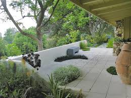 modern concrete patio designs. Designer\u0027s Notes A Mid-century Modern Home Is Updated With Concrete Paver Front Patio Designs M
