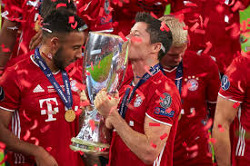 Eight races make up the provisional calendar of the 2021 porsche mobil 1 supercup. Robert Lewandowski Reveals Bayern Hardly Celebrated Supercup Win Because They Were So Tired Bavarian Football Works