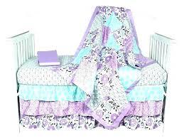 purple baby bedding crib sets nursery the peanut shell elephant room wallpaper world map purple baby bedding