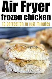 Frozen Chicken Breast In Air Fryer The Typical Mom