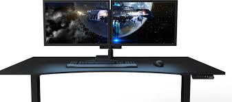 computer gaming desk. Fine Computer Gaming Desk Monitor Arms  For Computer Gaming Desk I