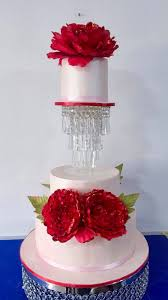 Bluberrycakes Elegant And Modern Wedding Cake The Cake Facebook