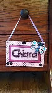 Door Name Tag | Gifts | Pinterest | Doors, Door tags and ...