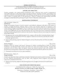 Arts Administration Sample Resume 11 Cv Cover Letter Artist Resume