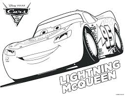 Lightning Mcqueen Colouring Pictures To Print Lightning Coloring