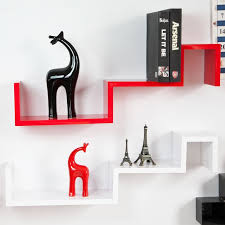 floating wall shelves design modern
