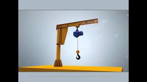 Zip Crane Design Pillar Jib Crane Jib Crane Design Of Dongqi Crane