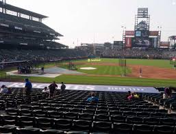 Coors Field Section 123 Seat Views Seatgeek