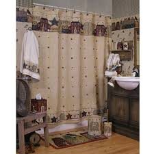 Shower Curtains Cabin Decor Curtain Styles For Bathrooms Fascinating White Bathroom Towel