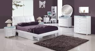 Global Bedroom Furniture Global Furniture Usa Evelyn Kids Platform Bedroom Set White Gf
