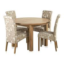 ikea white table 4 chairs oak dining set round extending natural scroll back patterned 1 table 4 chairs