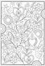 Scandinavian Coloring Book Pg 60 If