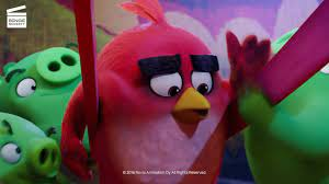 Binge Society - The Greatest Movie Scenes - The Angry Birds Movie: The  slingshot