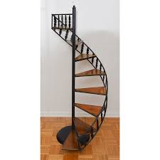 Spiral Staircase Display Stand