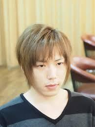 前髪あり ショート 外国人風カラー メンズjaneiro 瀧田 美和 271683