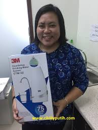 3m ctm 02 countertop drinking water system