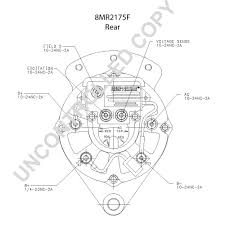 8mr2175f alternator product details prestolite leece neville Prestolite Alternator Wiring Diagram 8mr2175f rear dim drawing prestolite marine alternator wiring diagram