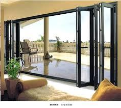 folding patio doors with screens. Plain Doors Large Folding Glass Doors Or Screen Door Throughout Patio With Screens P