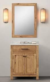 bathroom wood vanity. wnut01-27 wooden bathroom vanity in light walnut color wood
