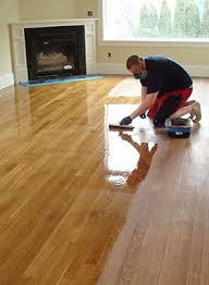 bot hardwood floor refinishing