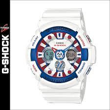 sneak online shop rakuten global market casio casio g shock casio casio g shock watches white tricolor series mens womens 2015 spring summer new ga