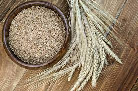 Refined Grains Spikes Of Wheat And Refined Grains Stock Photo Freeman83 120984908