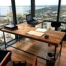 wood desks home office. Home Office Furniture Wood Desk Desks Fashionable Wooden Luxury S