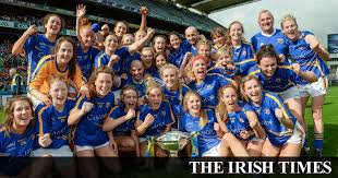 <b>Aisling</b> McCarthy leads Tipperary past Tyrone to intermediate crown