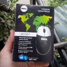 Chuột không dây Phong Vũ, chuột Dell HP Mitsumi mới 100% - TP.Hồ Chí Minh -  Five.vn