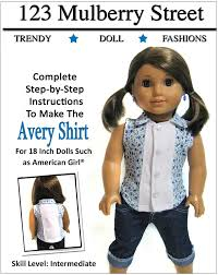 18 Doll Clothes Patterns Cool Ideas