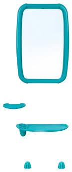 Сколько стоит <b>Зеркало</b> BEROSSI Optima 34.6х51.5 см бирюза в ...