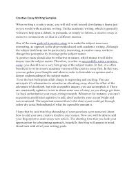 Body Of An Essay Example Expository Essay Body Paragraph Example