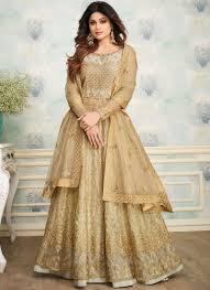 Lehenga Choli Designs Embroidered Shamita Shetty Designer Lehenga Choli
