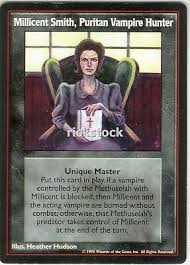 Millicent Smith, Puritan Vampire Hunter x1 VTES Jyhad | eBay