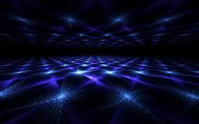 blue fractal mirror cool backgrounds