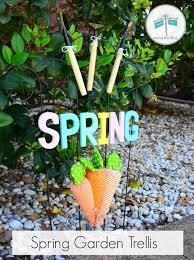 dollar trellis for spring lawn