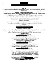 How To Do A Resume Stunning Dissecting The Good And Bad Resume In A Creative Field Emily
