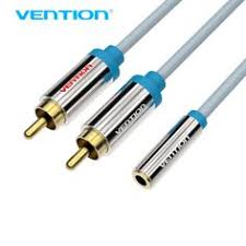 <b>Vention</b> Aux Cable <b>3.5mm</b> jack Male to Male <b>Audio Cable</b> 90 ...