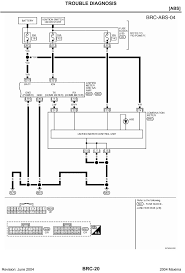 nissan maxima need of an abs wiring schematic no trac cont graphic graphic graphic graphic