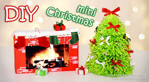 DIY Mini Christmas Decorations – Tiny Holiday Decor Ideas - YouTube