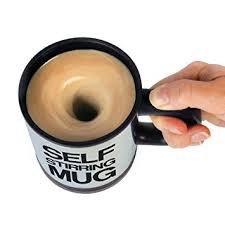 office coffee cups. towallmark self stirring mug office coffee tea cup mix mixing stir gag gift cups w