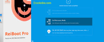 Tenorshare ReiBoot 8.0.12 Crack Final Registration Code Download