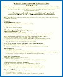 Registered Nurse Resume Sample From Licensed Practical Nurse Resume