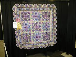 Kevin the Quilter: AQS Paducah Quilt Show Part 2........ & 3rd Place Large Wall Quilts - Home Machine Quilted Adamdwight.com