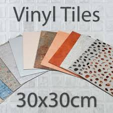 Great Ideas And Pictures Of Self Adhesive Vinyl Floor Tiles For - Non slip vinyl flooring for bathrooms