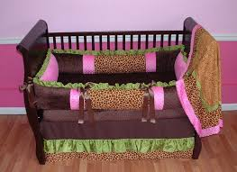 incredible 21 best cheetah print ba bedding images on leopard animal print crib bedding sets remodel