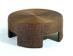 round wicker coffee tables round rattan coffee table home decorating ideas best home round wicker table
