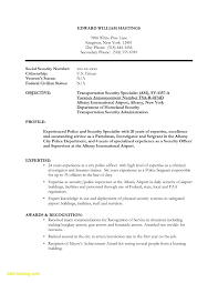 Ecurity Guard Cover Letter Save Elegant Entry Level Security Guard