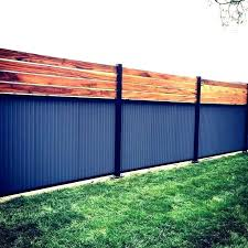 chep gted cscde corrugated metal fence panels